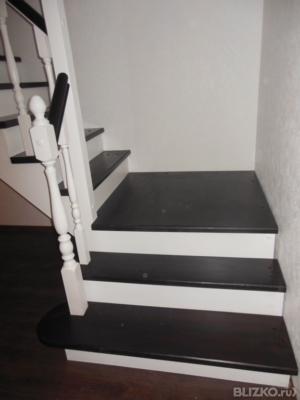 схема работы столярки по лестницам