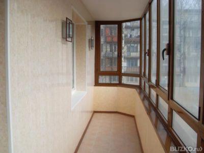 Внутренняя отделка пола на балконах в городе самара - на пор.