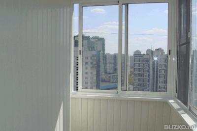 Балкон алюминиевый 3x1,14 арт. 14б в г. королев купить в мос.