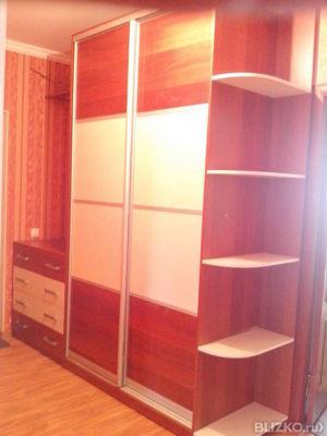 Шкаф-купе, груша от компании мебель на заказ купить в городе.