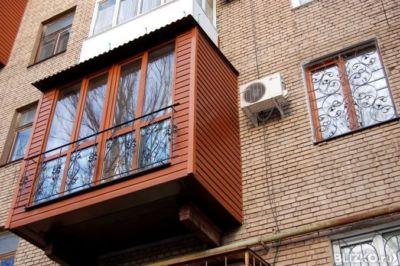 Внешняя отделка балконов и лоджий в воронеже - на портале bl.