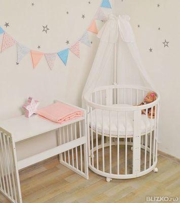 Кровать для новорожденного купить уфа