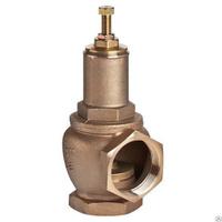 Клапан предохранительный Регулируемый чугунный стальной нержавеющий ДУ15
