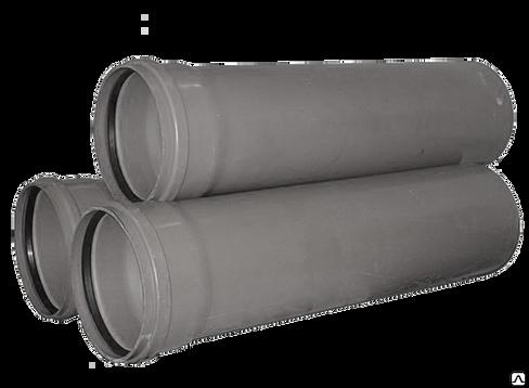 Труба для внутренней канализации 100х8.2 мм в Самаре. Цена товара 139 руб./м, в наличии - BLIZKO