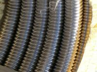 Труба нержавеющая гофрированная 25 мм, STOUT