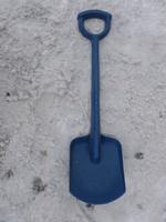 Лопатка пластмассовая детская для снега