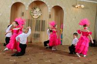 Групповые занятия бальными танцами для детей с 1,5 до 3 лет