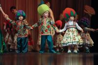 Танцевально-двигательная ритмопластика для детей с 1.5 до 3 лет