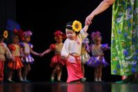 Танцевально-двигательная ритмопластика для детей с 3 до 7 лет